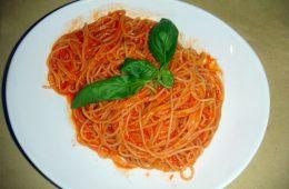 Spaghetti alla carrettiera
